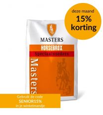 Masters Senior Slobberbrok 20 kg