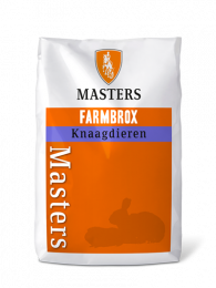 Masters Konijnenkorrel 20 kg