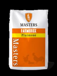 Masters gemengd graan + gebroken mais 20 kg