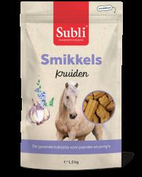 Subli Smikkels Kruiden zak 1,5 kg.
